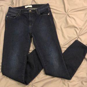 Skinny Dark wash Madewell jeans